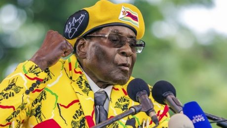 Zimbabwe declares Mugabe's birthday public holiday