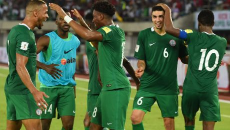 Nigeria's Super Eagles stun Argentina in Russia