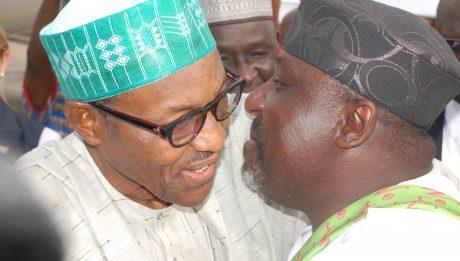 APC governors split, Okorocha says no automatic ticket for Buhari