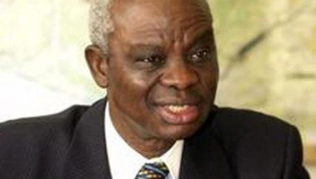 Ambassador Oluyemi Adeniji is dead
