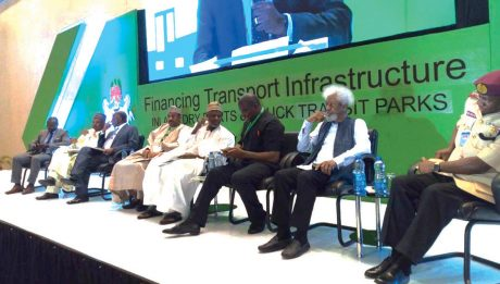Truck Transit Park to gulp N4.8 billion