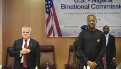 US urges action on rights abuse for closer Nigerian ties
