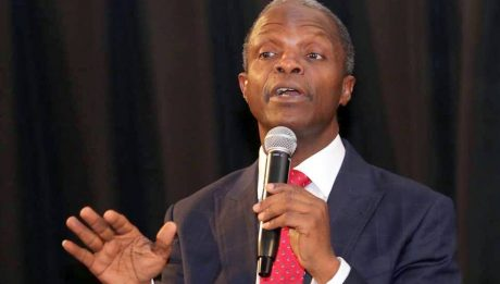 Osinbajo reveals 'incredible things' that happened under Goodluck Jonathan
