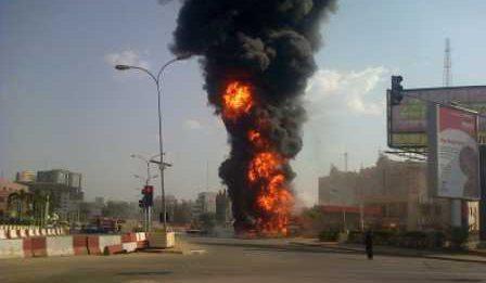 gas explosion rocks Imo