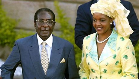 Mugabe clears deck for wife Grace as successor