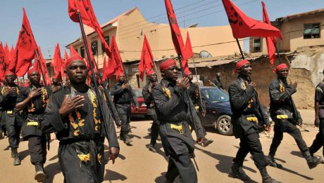 Pandemonium in Kaduna as police disperse Shiites procession