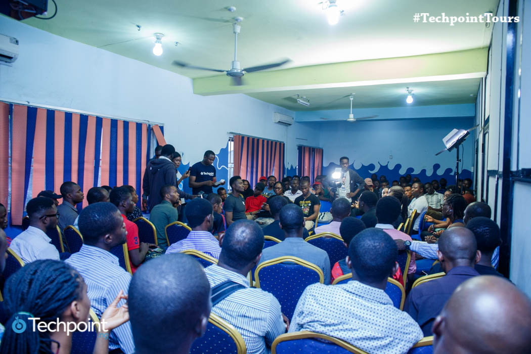 Techpoint Tours Port Harcourt meeutp