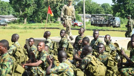 Image result for How we nabbed robbers in military uniform – Nigerian Army