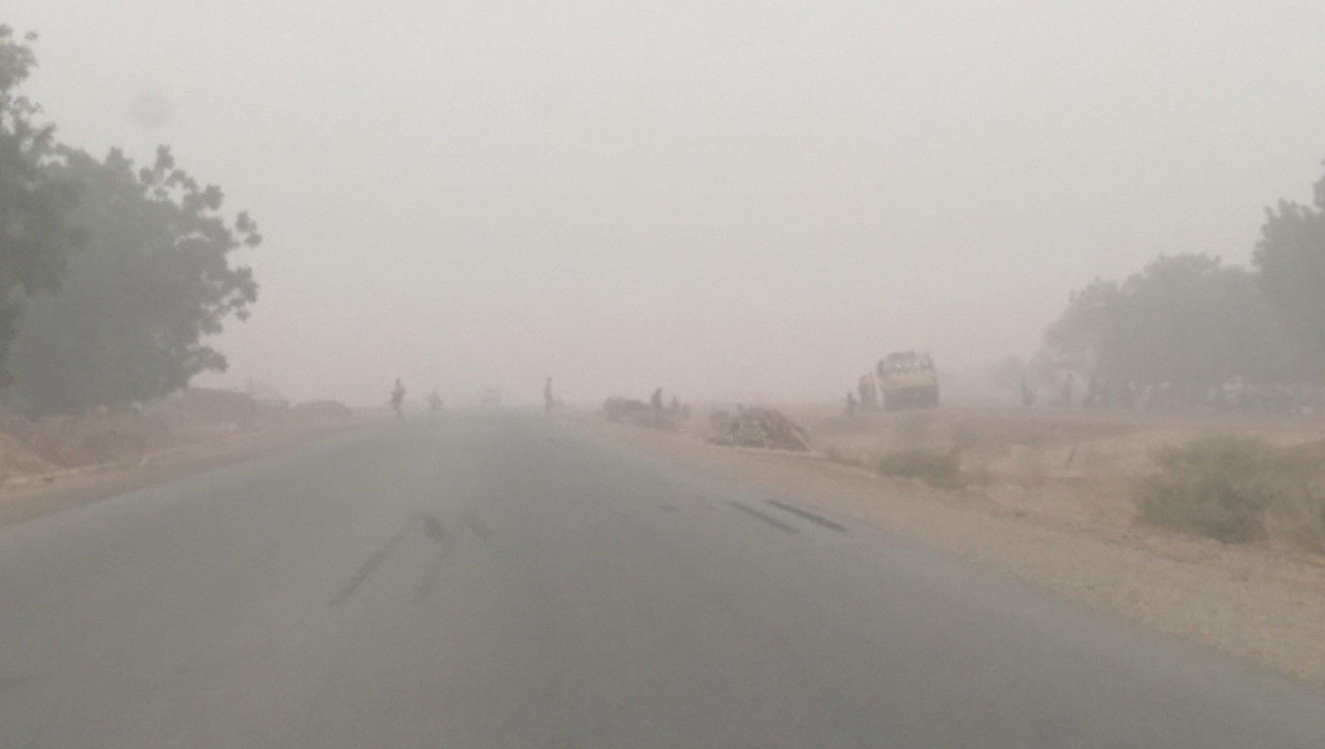 Image result for harmattan haze