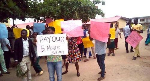 Salary: Ondo workers threaten to begin strike on Tuesday