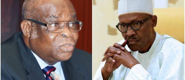 ACF backs Buhari