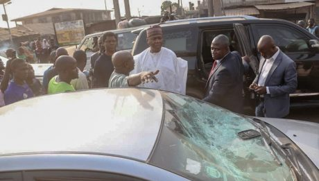 Thugs attack Saraki family quarter, injure 11