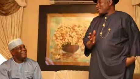Atiku Will Unite Nigeria — Jonathan