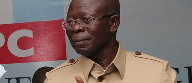 Abuja court summons Oshiomhole for contempt