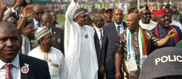 Buhari to Nigerians: Vote for me, you won't regret
