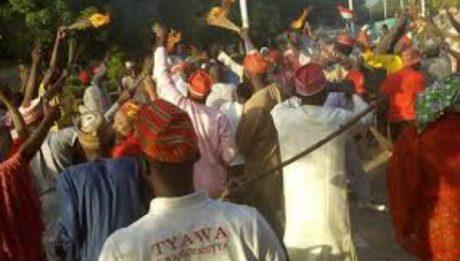 Buhari Visits Kano