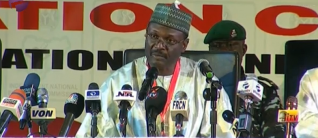 INEC begins official declaration of presidential election results