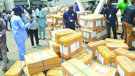 INEC completes distribution of election materials in Borno