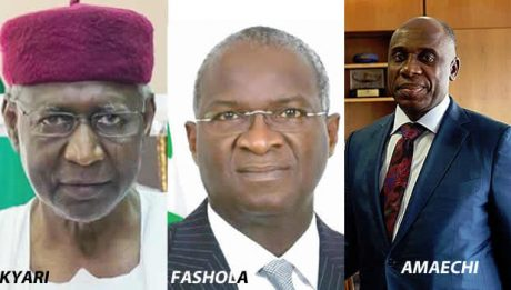 CCB refuses access to Kyari, Amaechi, Fashola's declaration forms