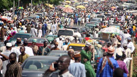 Nigeria's population,