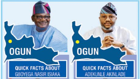 Obasanjo, Osinbajo, Osoba, Amosun in a test of strength