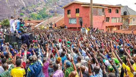 Irate constituents in Ondo beat federal lawmakers during Osinbajo's visit