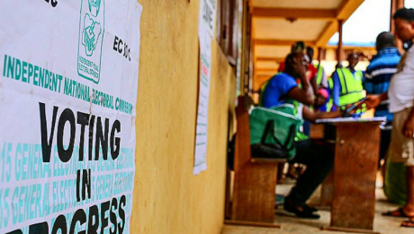 Police block INEC office in Rivers