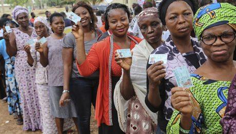 Polls open in Nigerian election
