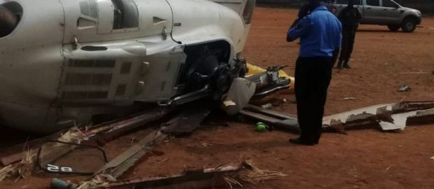 Presidency orders probe of Osinbajo's Caverton helicopter crash in Kogi