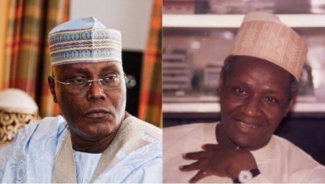 Shehu Yar'Adua anointed me president since 1993 –Atiku