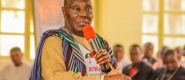 Atiku releases his own state by state result of presidential election