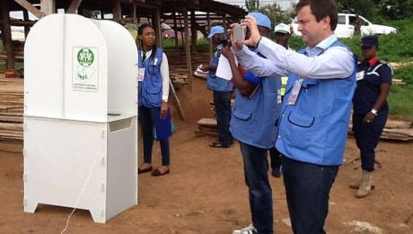 Soldiers stopped us from monitoring Rivers polls — EU observers