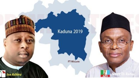 PDP rejects results of Kaduna governorship election