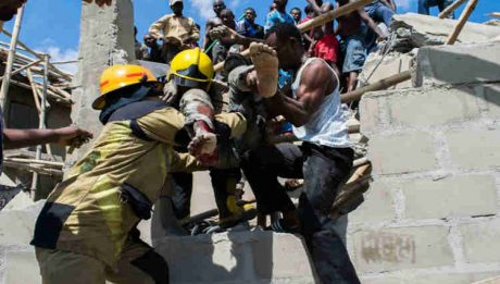 General Manager of Lagos State Emergency Management Agency, Mr. Adeshina Tiamiyu, has said there is no casualty left under the debris of the Lagos collapsed building