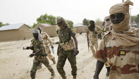 Army parades 11 corps members, 43 others over alleged electoral fraud