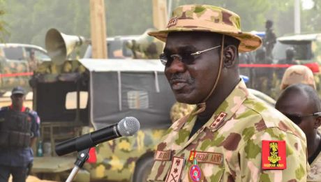 Nigerian Army announces new redeployment, appointments of senior officers