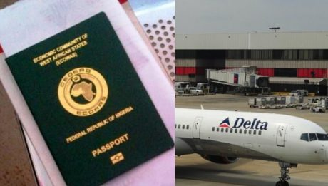 Nigerian dies aboard Delta Airlines flight