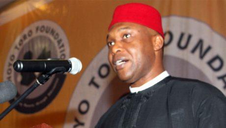 Chief Osita Chidoka, a former minister of aviation and spokesman of Atiku Abubakar presidential campaign council