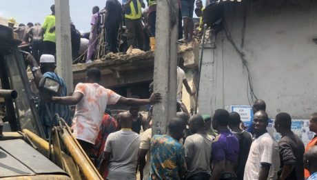 Pupils in collapsed building not up to 100, says LASEMA boss