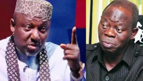 Buhari won't support Oshiomhole on my suspension –Okorocha