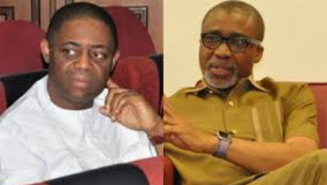 Court dismisses lawsuit demanding prosecution of Sen. Abaribe, Fani-Kayode