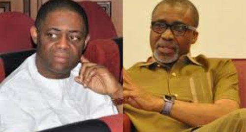 Court dismisses lawsuit demanding prosecution of Sen. Abaribe, Fani-Kayode