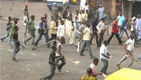 Violence in Kano over Ganduje's victory