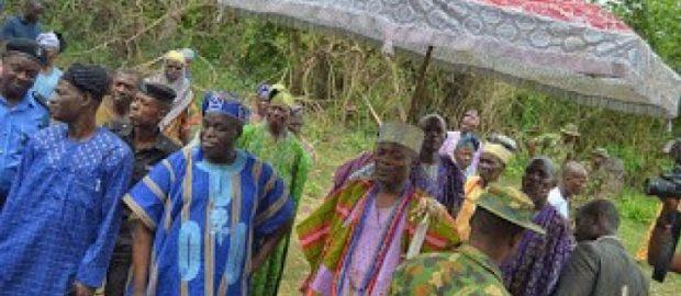Army's Bridge Construction Promise Will Unite Kuta, Ede Communities