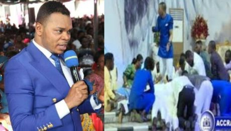 Bishop Obinim Sacks All His Pastors After Betrayal