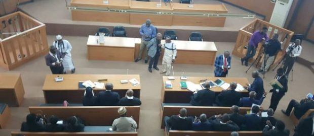 FG's Lawyers 'clash' During Onnoghen's Trial