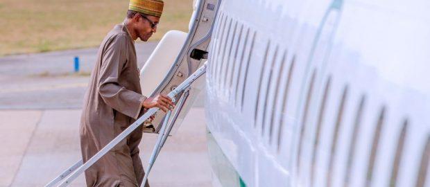 President Buhari Leaves For Chad, Saturday