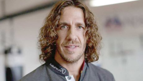 Puyol Arrives Nigeria Today On 3-day Tour