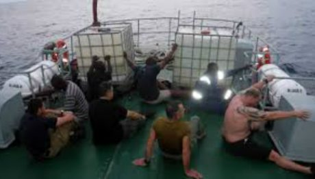 US And Greek Citizens Among 9 Suspected Pirates Arrested In Nigeria