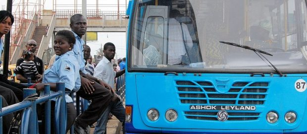 Agege LG Launches Free Shuttle Buses For School Pupils